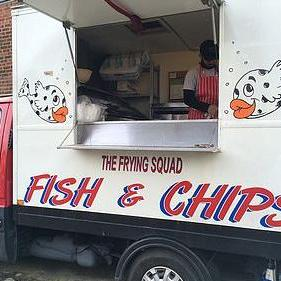 The Frying Squad Bucks Food Van