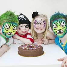 Fab Faces Face Painter