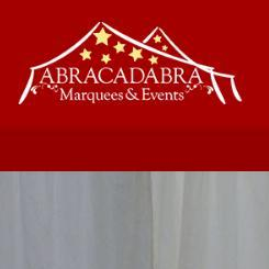 Abracadabra Marquees and Events Party Tent