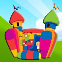 Fritz's Entertainments Bouncy Castle