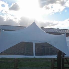 Stuarts Events Marquee Flooring