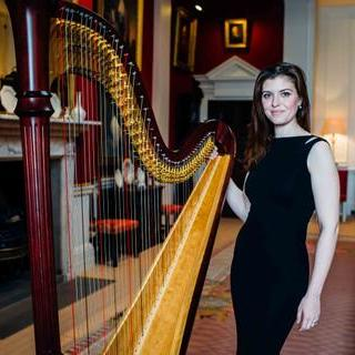 Meredith McCrindle - Harpist Harpist