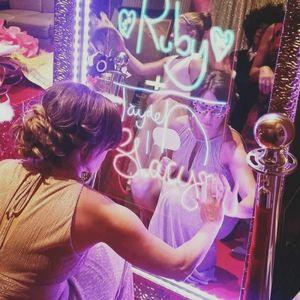 Magic Selfie Mirrors UK Photo Booth