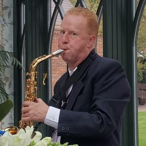 Tim Clarke - The Sax Man Saxophonist