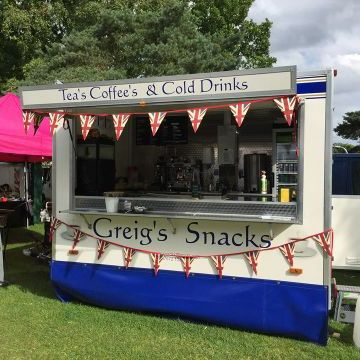 Greig's Snacks Mobile Caterer