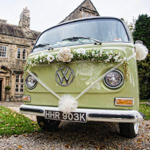 My Wedding Bus Vintage & Classic Wedding Car