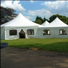 Sinclairs Marquees Tipi