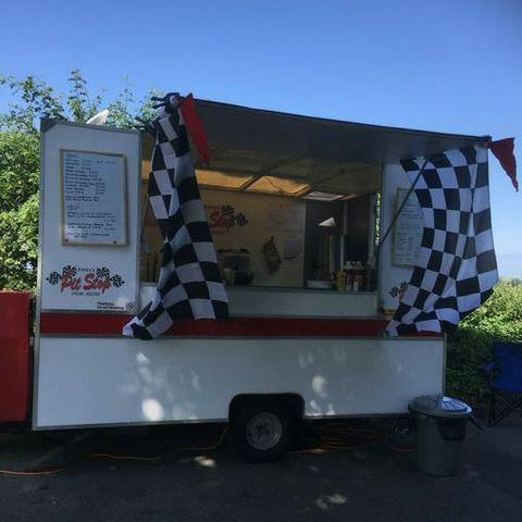 Kate Ellis Catering Burger Van