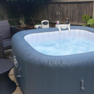 Bleakley's Hot Tub Hire Hot Tub