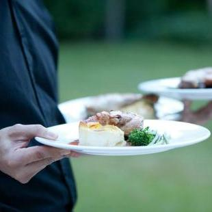 Delightful dining Business Lunch Catering