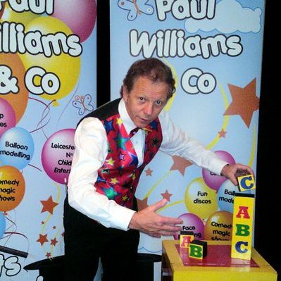 Paul Williams & Co Mobile Disco