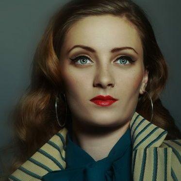 Sarah Probert Vintage Singer