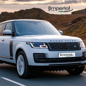 Range Rover Autobiography Luxury Car
