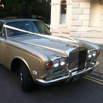 HoorayHenrysWeddingCars Vintage & Classic Wedding Car