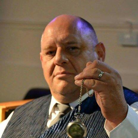 Alistair Martin, The Mind Enforcer. Hypnotist