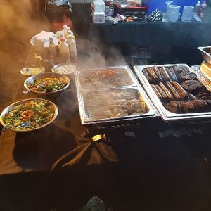 MICKNICKS HOG ROAST BBQ & GRILL Dinner Party Catering