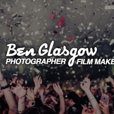 Ben Glasgow - Photographer & Videographer Event Photographer