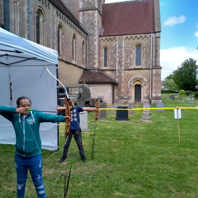 Centre Point Archery Mobile Archery