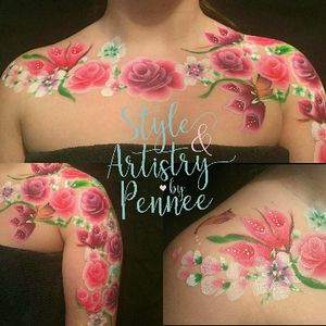 Style And Artistry By Pennee Face Painter