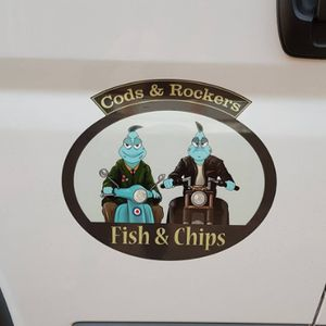 Cods And Rockers Fish&Chips Fish and Chip Van
