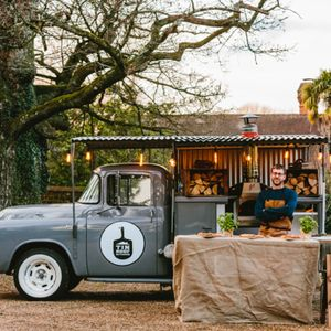 Tin Roof Kitchen Food Van