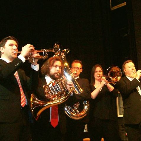 Brass Tracks Acoustic Band