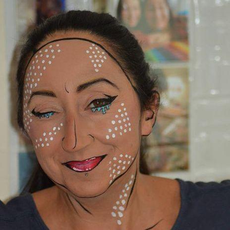 Gaelle Diremszian Body Art Children Entertainment