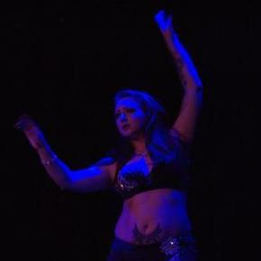 Kash Salem - Scarlet Lotus Dance Belly Dancer