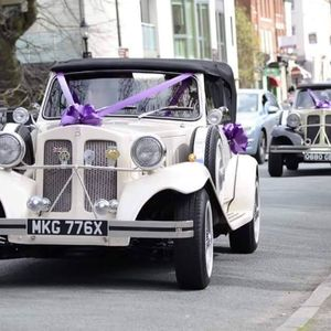 His & Hers Wedding Cars Ltd Luxury Car