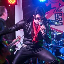 The Almost Elvis Band Elvis Tribute Band