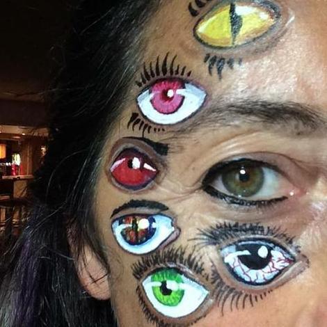 Gaelle Diremszian Face Painter