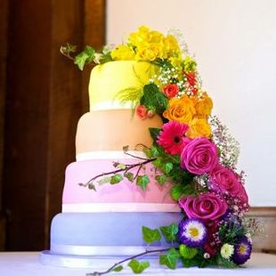 Couture Cakes & Canape's Hampshire Wedding Catering