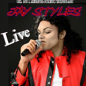 Jay Styles MJ Tribute Act Michael Jackson Tribute