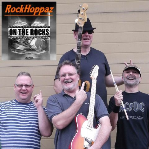 Rockhoppaz Function & Wedding Music Band
