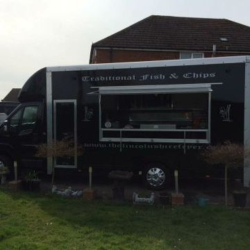 The Lincolnshire Fryer Street Food Catering
