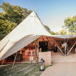 Garden Weddings Tipi Hire Tipi