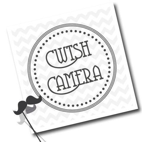 Cwtsh Camera Photo Booth