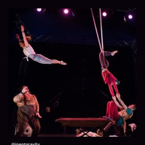 The Oak Circus Centre Trapeze Artist
