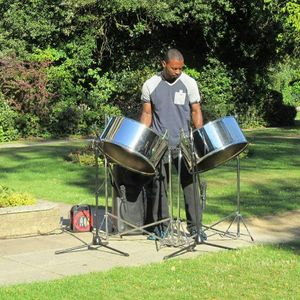 Steel Sounds Steel Drum Band