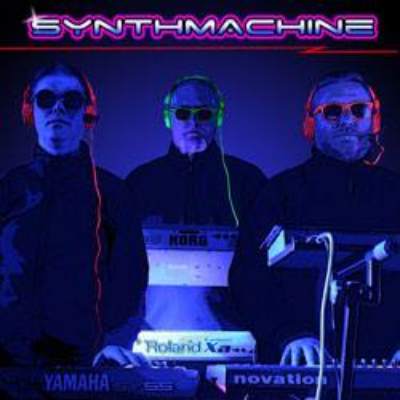Synthmachine 80s Band