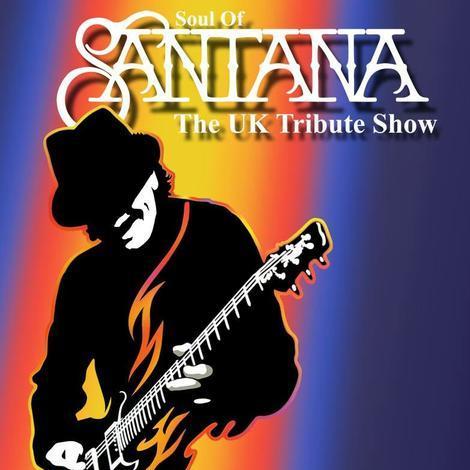 Soul of Santana 80s Band