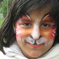 TigerTiger Face Painting Face Painter
