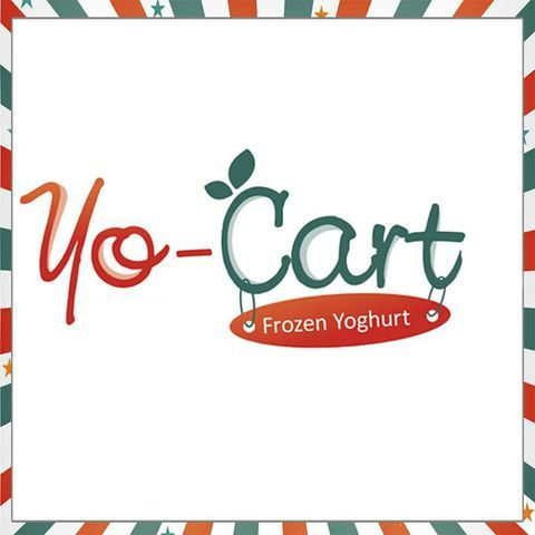 Yo-Cart Frozen Yoghurt Street Food Catering
