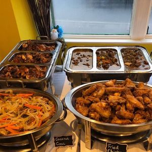 Island Lounge Caribbean Catering