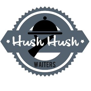Hush Hush Waiters Wedding Singer