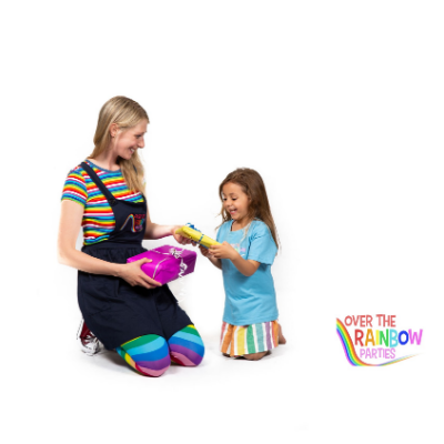 Over the Rainbow Parties Balloon Twister