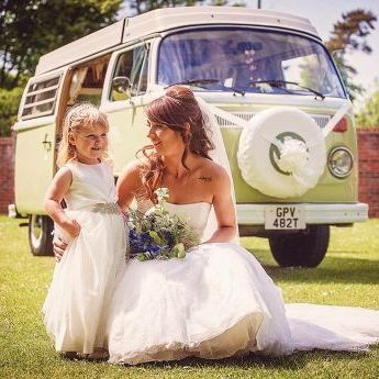 Sweet Campers Vintage & Classic Wedding Car
