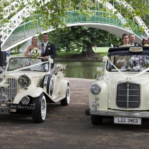Weddingbubblecars Ltd Luxury Car