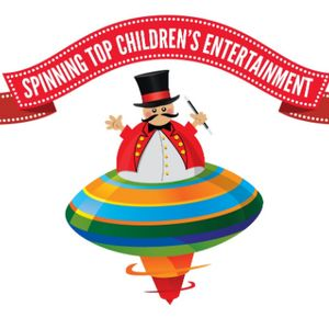 Spinning Top Children's Entertainment Mobile Disco