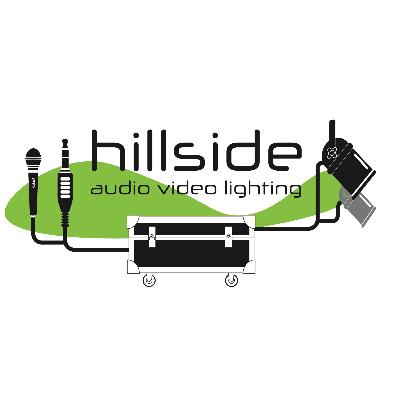 Hillside AV Projector and Screen
